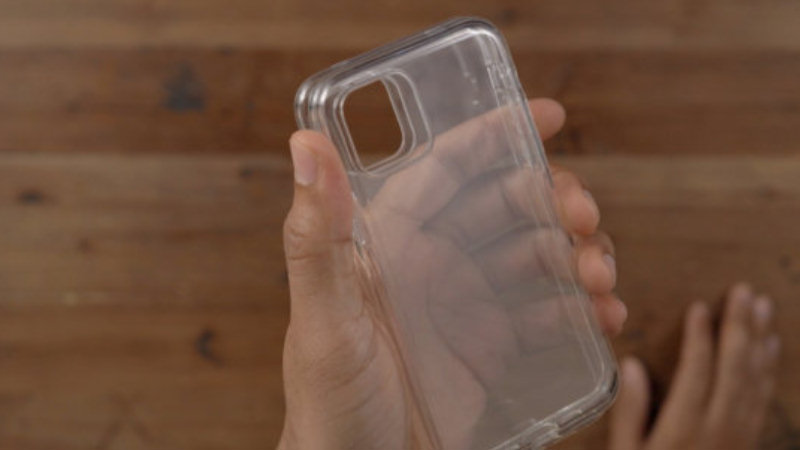 The case confirmed 'key changes' in the design of the iPhone 11