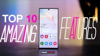 10 amazing features of Samsung Galaxy Note 10
