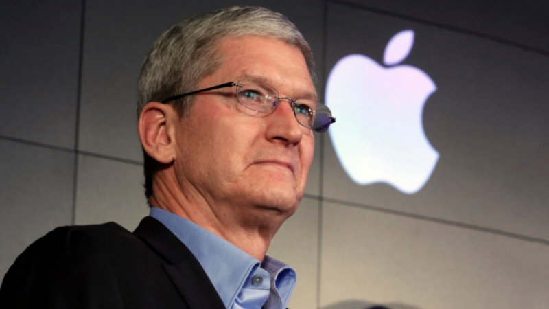 Apple is the leading technology company in 2019