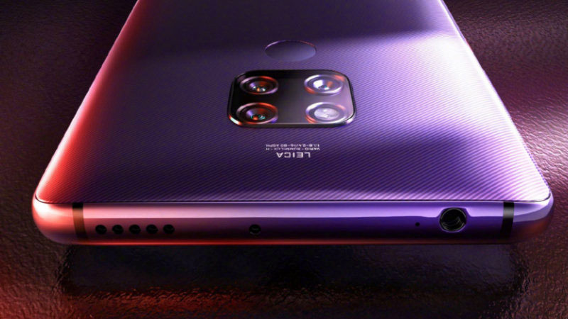 Huawei Mate 30 Pro will get most advanced camera among all smartphones