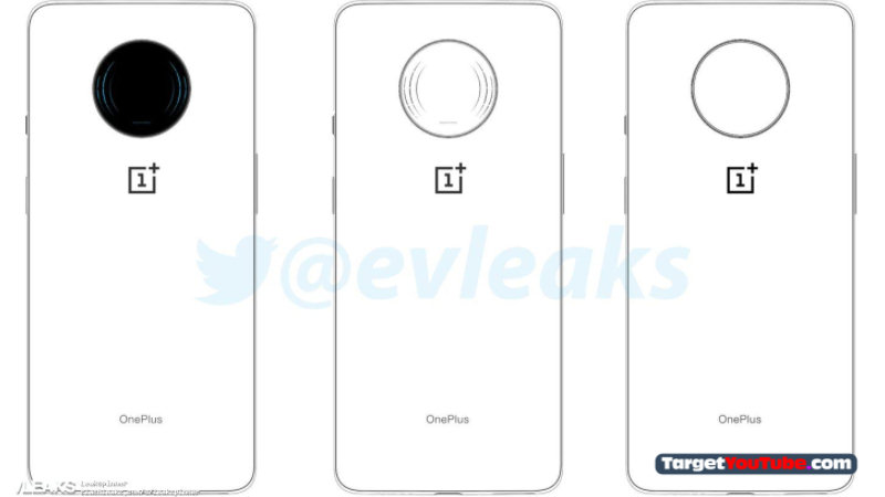OnePlus 7T appeared in the photo with a new design that we did not expect