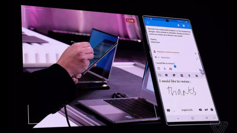 Samsung and Microsoft collaboration: Android and Windows will work together