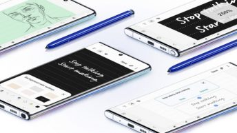 Samsung introduced Galaxy Note 10 and Note 10 +: the most powerful flagship of flagships