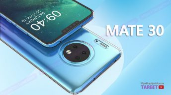 Smartphone Huawei Mate 30 (2019) Date of Presentation Confirmed