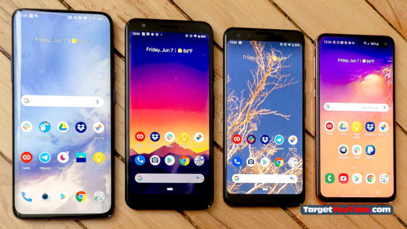 Xiaomi, Huawei, Samsung, Nokia and OnePlus and other brand smartphones that upgrade to Android 10 Q