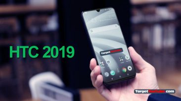 HTC new smartphone 2019 with a notch teases on the network
