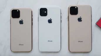 iPhone 11: will have three models this year, new details leaked