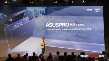 AsusPro B9 - The World's Lightest Business Laptop