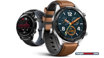 Huawei Smartwatch GT 2: official images and specifications revealed