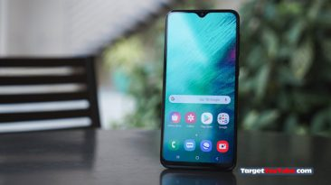 Published characteristics of the Samsung Galaxy A20s