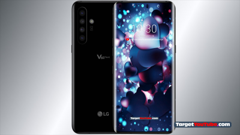 Best Lg Phone 2020.Smartphone Lg V60 Thinq 5g First Renders Appeared On The Network