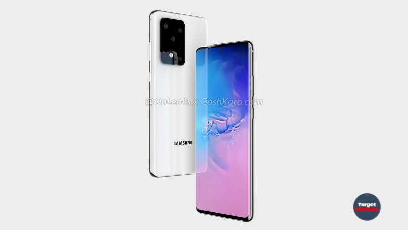 EXCLUSIVE: Samsung Galaxy S11 Plus (2020) Finally Revealed With New Design