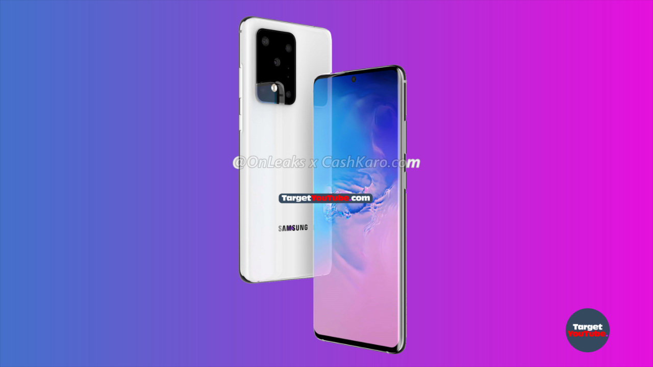 Samsung Galaxy S11 Plus (2020) Finally Revealed With New Design