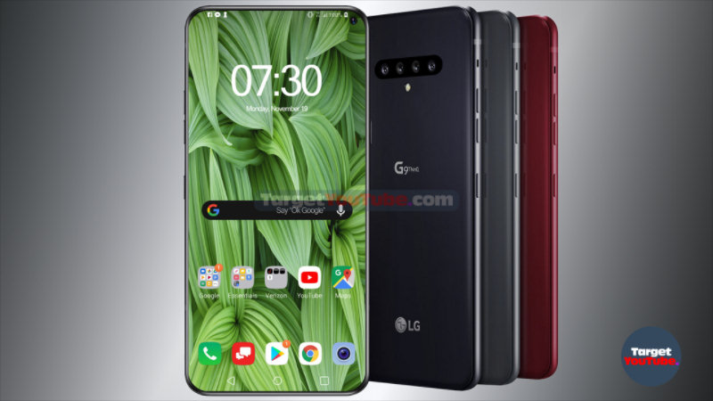 LG G9 ThinQ 5G 2020 Phone 1