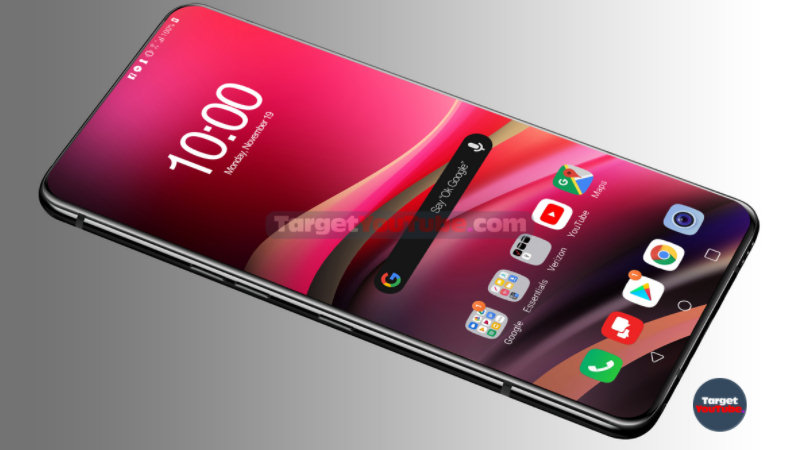 Smartphone LG V60 ThinQ 5G (2020) Another Flagship Killer