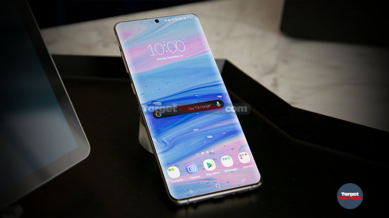 Smartphone Samsung Galaxy S20 (2020) will be the main flagship of S-Line