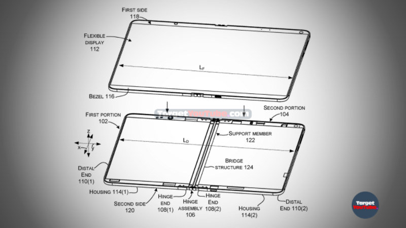 Microsoft Surface Phone 2020: developing flexible displays and more...