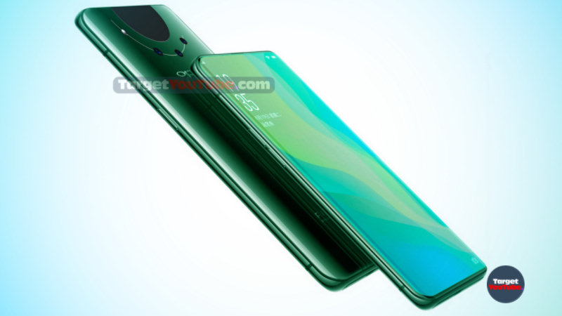 Smartphone OPPO Find X2 5G (2020) new features and design revealed
