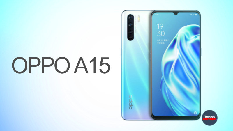 Smartphone OPPO A15 (2020): received top-end camera and features