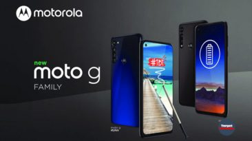 Motorola Moto G Stylus and G Power: design and features officially disclosed