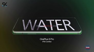 New OnePlus smartphones (2020) firs time will get IP68 protection