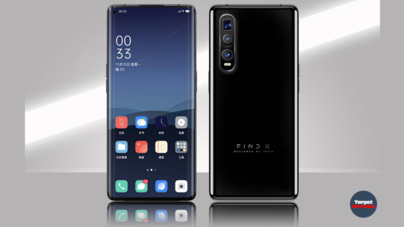 OPPO Find X2 Pro (2020) real first live look revealed before the announcement