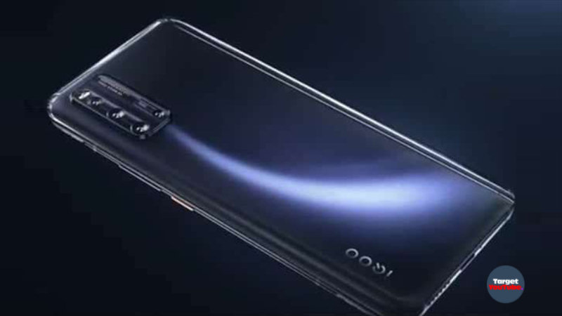 Smartphone Vivo IQOO 3 5G (2020) design and characteristics revealed