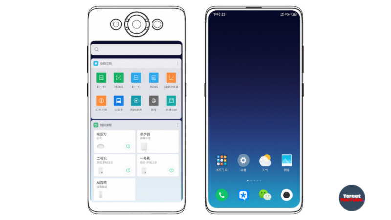 Xiaomi Dual Screen Smartphone 2020