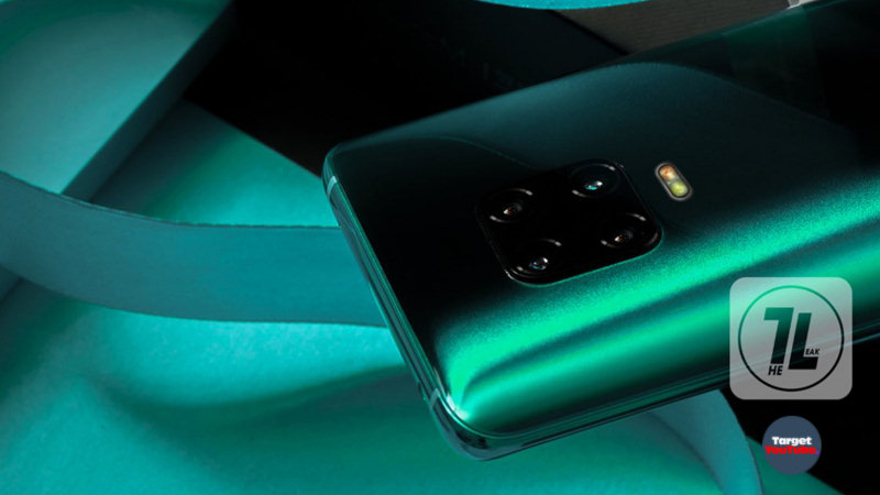 Xiaomi Redmi Note 9 Pro and Note9: design like the Huawei Mate 20