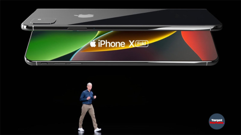 Apple patented bendable smartphone in rival Samsung Galaxy Fold