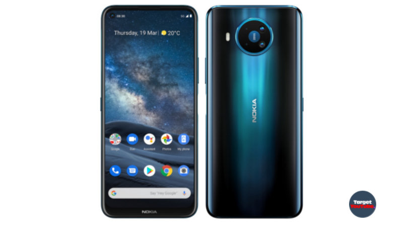 Nokia 8.3 5G: cool design and phone specifications revealed!
