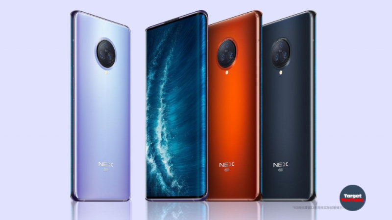 Vivo NEX 3S 5G: phone specifications, features, price and release date!