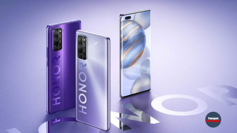 Honor 30 Pro Plus 5G (2020) with extreme features and trending design