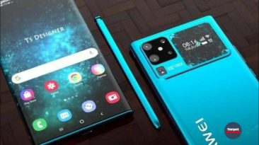 Huawei Mate 40 Pro 2020 with dual-screen and many other great features