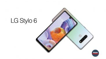 Samsung Galaxy Note 20 Alternative - LG Stylo 6 (2020) with stylus and other great features