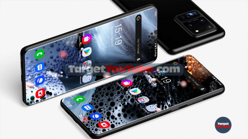 Smartphone Samsung Galaxy S21 (2021) with new innovative features