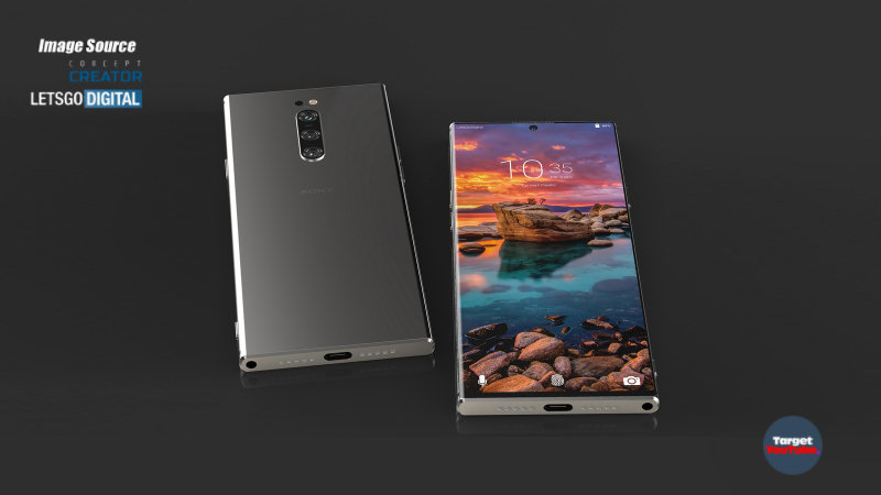 Smartphone Sony Xperia 5 II 5G (2020) new design and features revealed!