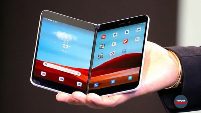 """Foldable smartphone """"Microsoft Surface Duo"""" (2020) phone specifications"""