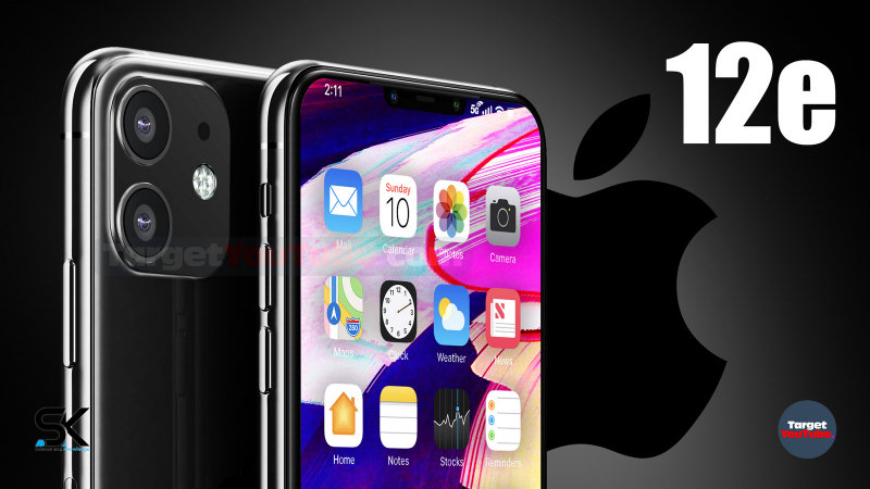 Smartphone Apple iPhone 12e (2021): the new cheapest iPhone coming soon