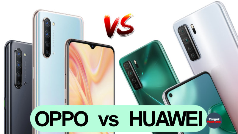 Huawei P40 Lite 5G vs Oppo Find X2 Lite 5G: do I need to overpay