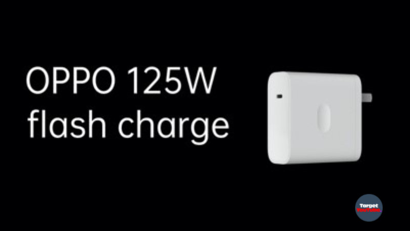 OPPO presented 125W Flash Charge, Wireless fast charging 65W AirVOOC and ultra-mini 50W SuperVOOC charger