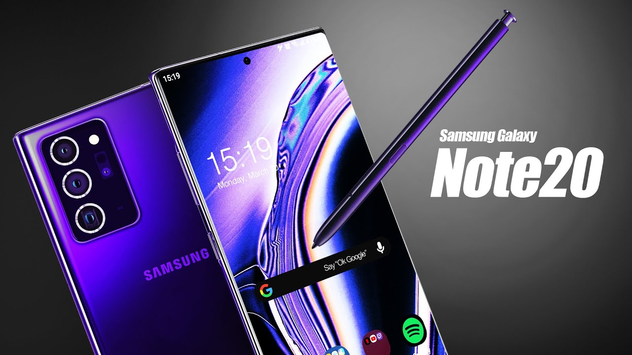 Samsung Galaxy Note 20 Series: prices, release date, and new features