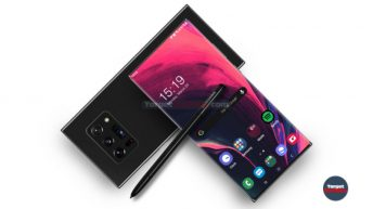 Samsung Galaxy Note 21 and Galaxy S21 (2021) first renders and new features revealed