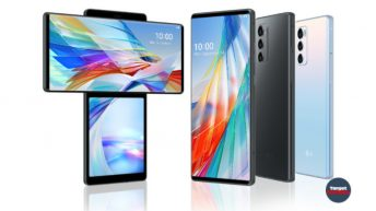 LG Wing 5G 2020 Official: rotator smartphone with features and price