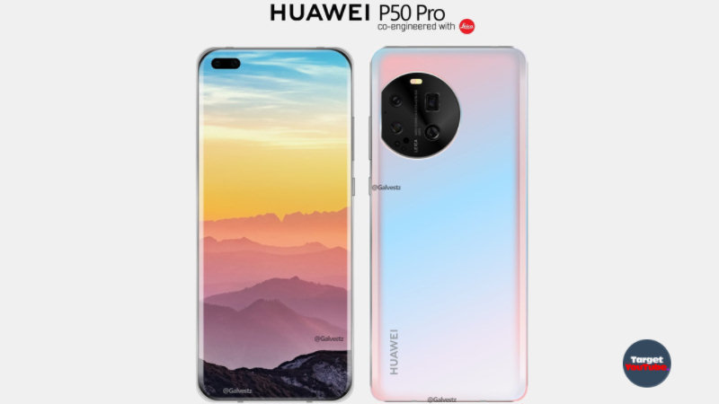 Huawei P50 Pro 2021: new displays, latest features and design revealed
