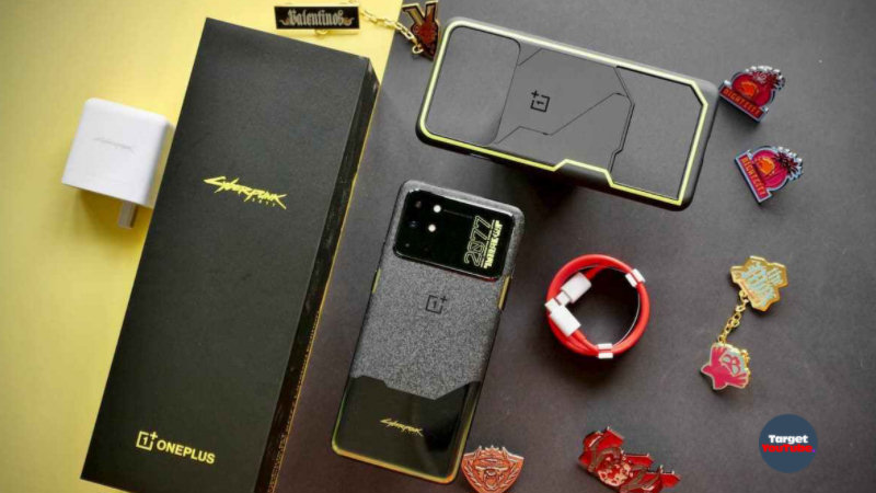 OnePlus 8T CyberPunk 2077 Special Edition: Limited or Exclusive Series