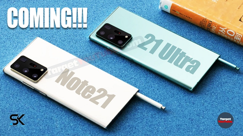 Samsung Galaxy Note 21/Note 30 (2021) coming after Galaxy S21 Line