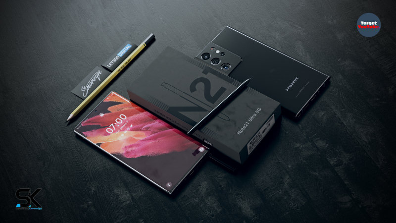 This is Samsung Galaxy Note 21 Ultra 5G (2021) - Forget Galaxy S21