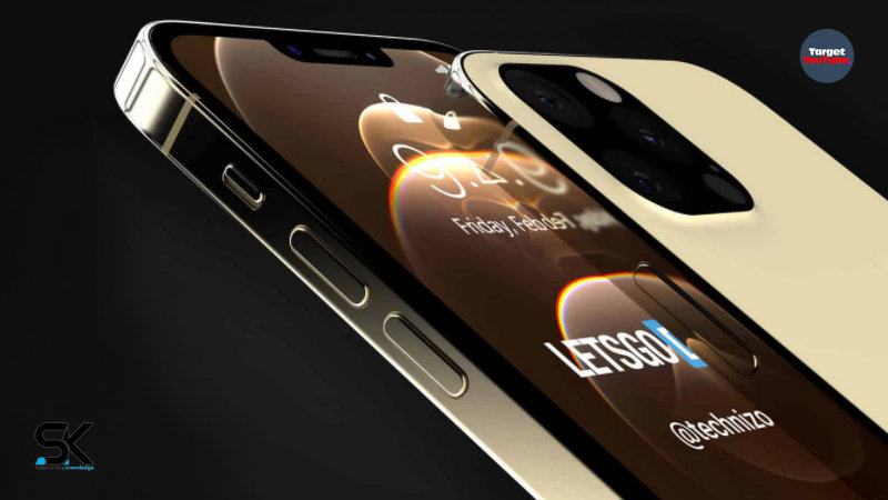 iPhone 13 Pro (2021) new design first look and features introduction