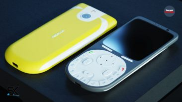 NOKIA 3650 4G 2021 new stunning design especially for young people